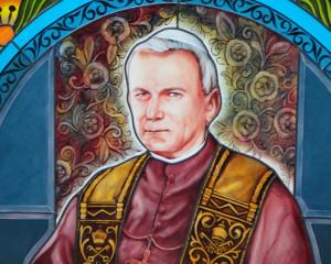 Crystalla Pope John Paul II