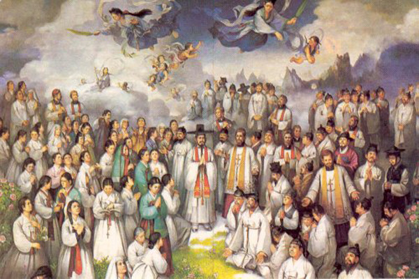 Korea's Church of Martyrs