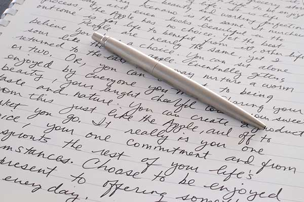 Letters to God: 5 Reasons to Keep a Journal