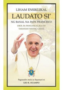 Filipino 'Laudato Si' now available