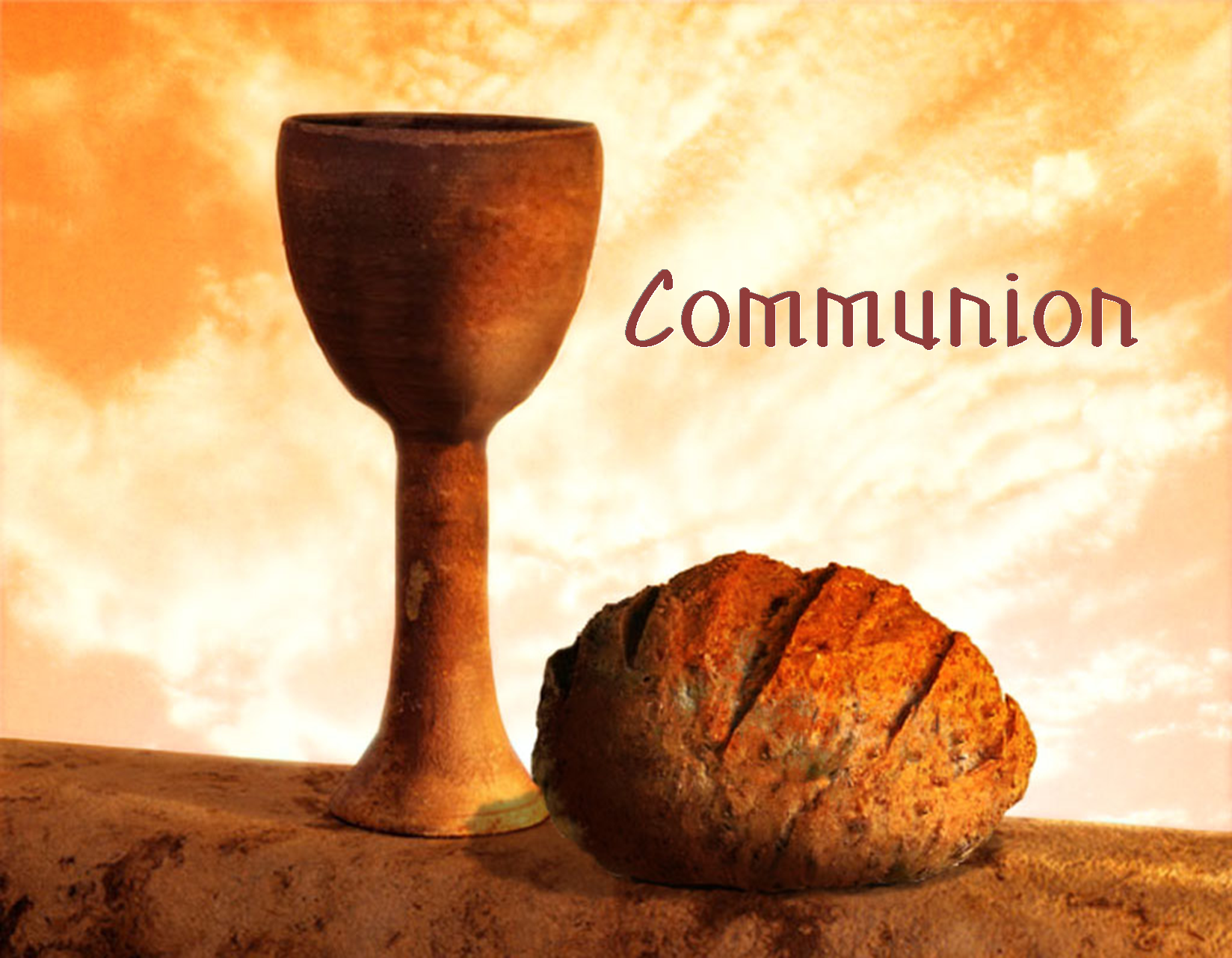 Holy Communion Is for Sinners Not for Saints