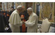 Vatican celebrates anniversary of Benedict's ordination