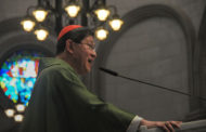 Cardinal Tagle: Mercy without action is 'meaningless'