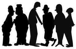 men-silhouette-group-having-meeting-minds-45385181
