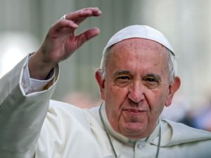 Pope Francis: Don't use God to defend your own interests