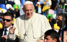 Pope Francis: 'Matrimony Is the Most Beautiful Thing God Created'