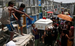 Philippine bishops urge All Souls' Day prayers for drug war victims