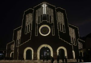 Filipinos are in love with the Virgin Mary, and the Baclaran shrine is proof