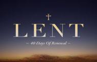 Three ways to get into spiritual shape this Lent