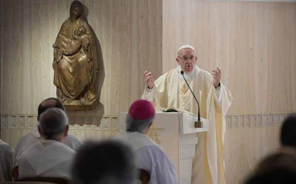 Pope: May Joseph give us the ability to dream great things