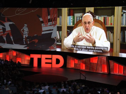 Pope-filcatholic-tedtalks