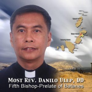 Resignation of the prelate bishop of Batanes, Philippines, and appointment of successor