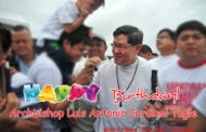Birthday Greetings Cardinal Tagle!