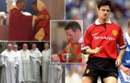 Ordained a priest, former Manchester United footballer's goal is Christ