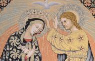 Why do Catholics hail Mary?