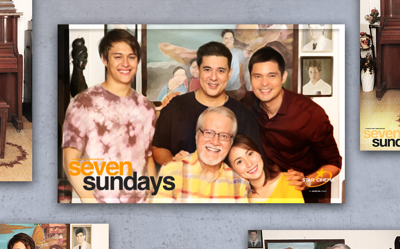 A Perfectly Imperfect Family: Film Review on Seven Sundays | FilCatholic