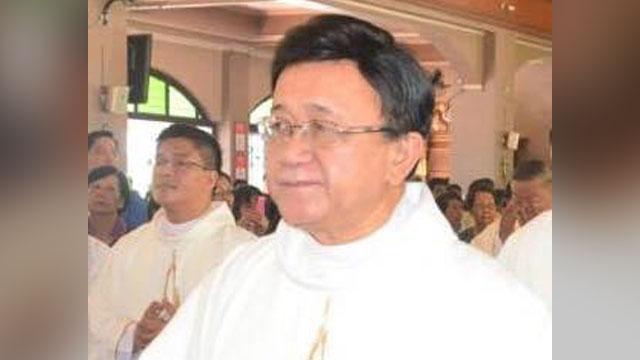 Bishop condemns killing of priest