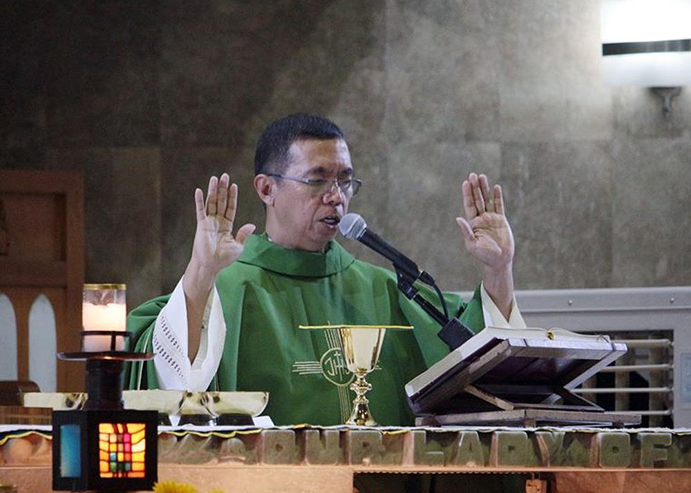 Pope names new bishop of Iba