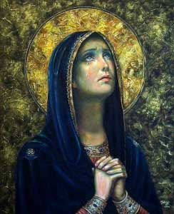 Mary's Sorrows and Ours