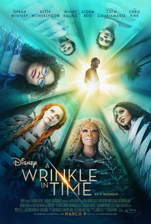 A FILM REVIEW: A WRINKLE IN TIME