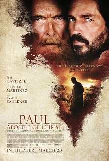PAUL THE APOSTLE OF CHRIST: A FILM REVIEW