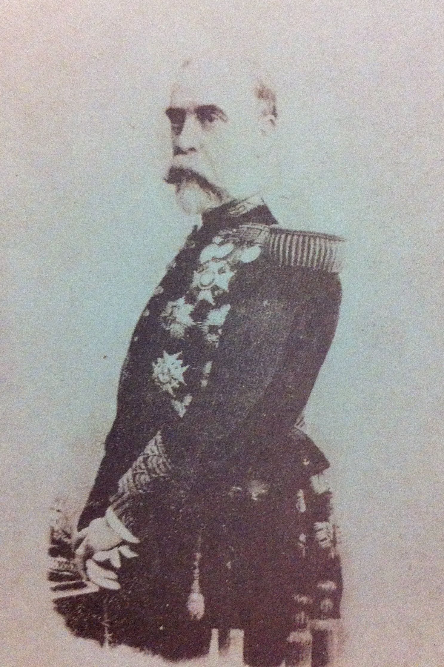 Governor-general Ramon Blanco y Erenas (1893-1896)