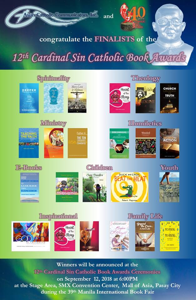 12th Cardinal Sin Book Awards