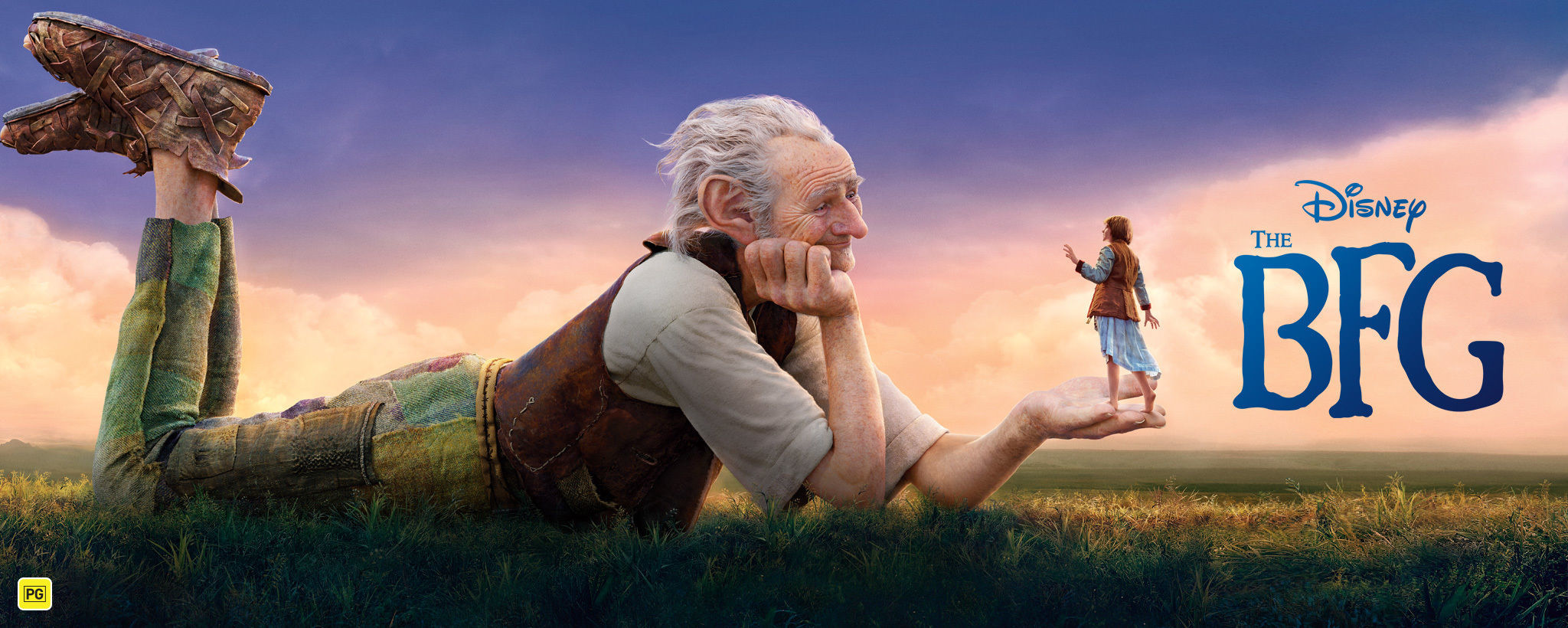 """BEAUTIFULLY DONE,  WHIZ POPPINGLY FUNNY  AND  GREATLY EMPOWERING!"" A FILM REVIEW ON ""The BFG"""