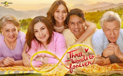 "WHAT ARE  THE ""THREE WORDS TO FOREVER""?: A FILM REVIEW"