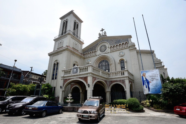 Pope grants minor basilica status to 2 Philippine churches