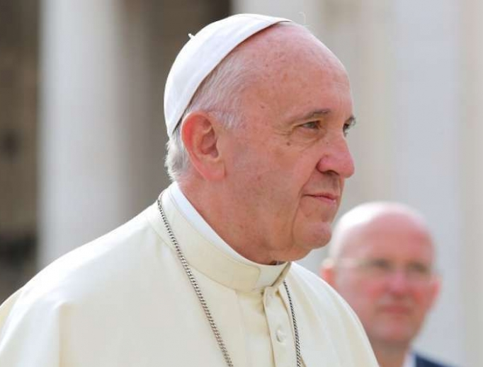 In New Book, Pope Francis Addresses Homosexuality and the Clergy