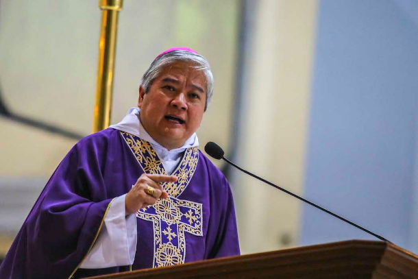Filipino bishop tells Catholics to ignore Duterte tirades