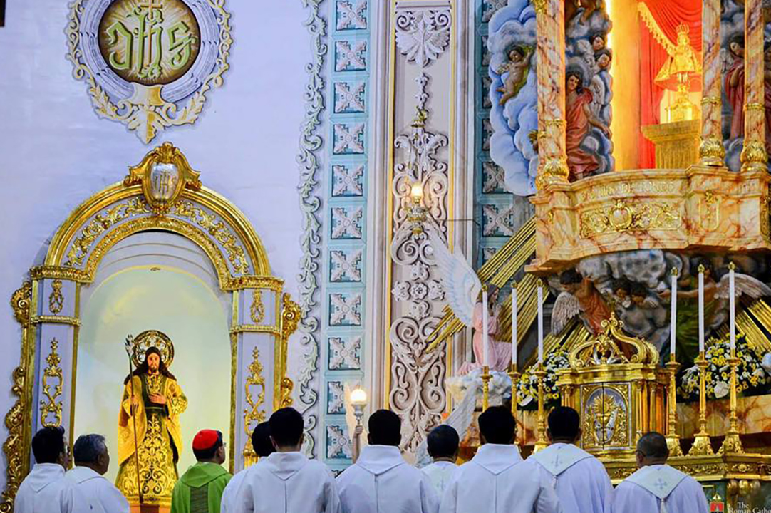 Tondo church gets archdiocesan shrine status