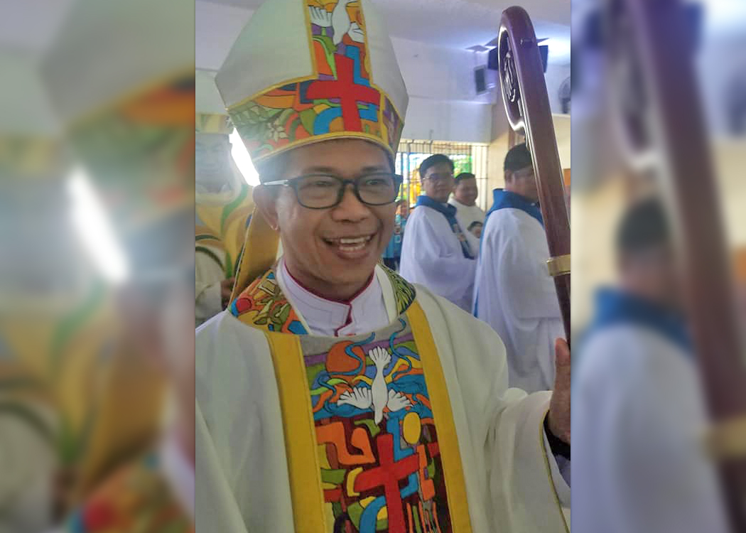 New bishop for Iligan ordained