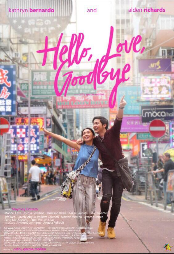 Romantic, Humorous, and Cinematic All At Once            A FILM REVIEW ON ''HELLO, LOVE, GOODBYE'