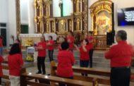 Fr. Mar Sanchez Blesses PREX Anniversary