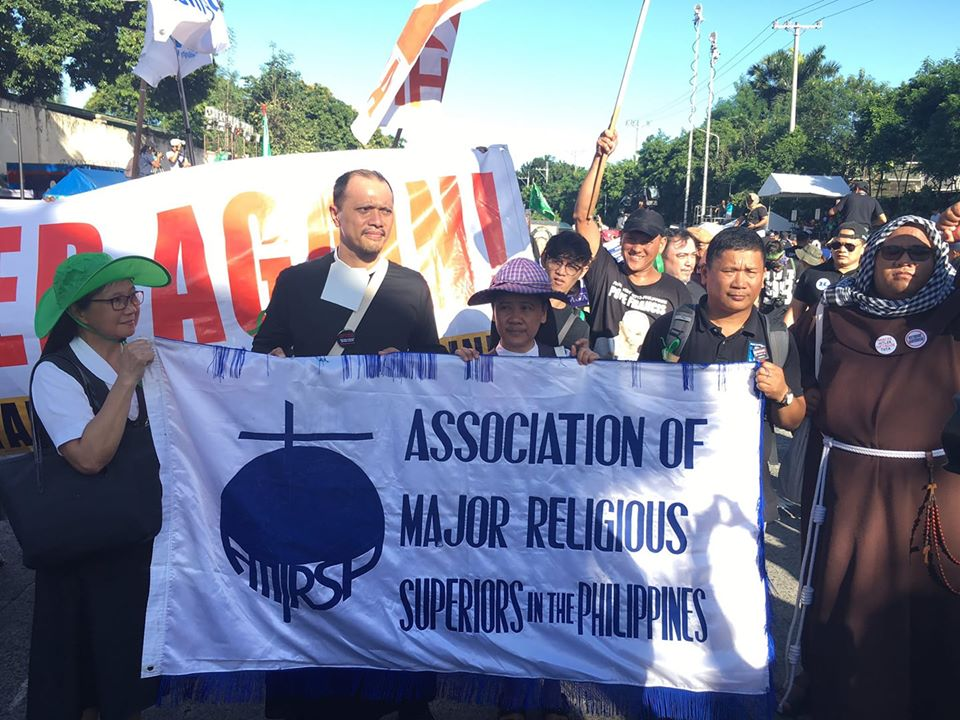 AMRSP STATEMENT ON THE ANTI TERRORISM BILL AND THE RE-OPENING OF CHURCHES