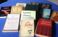 Of Joy, Ate Precy, John's Books and Joy