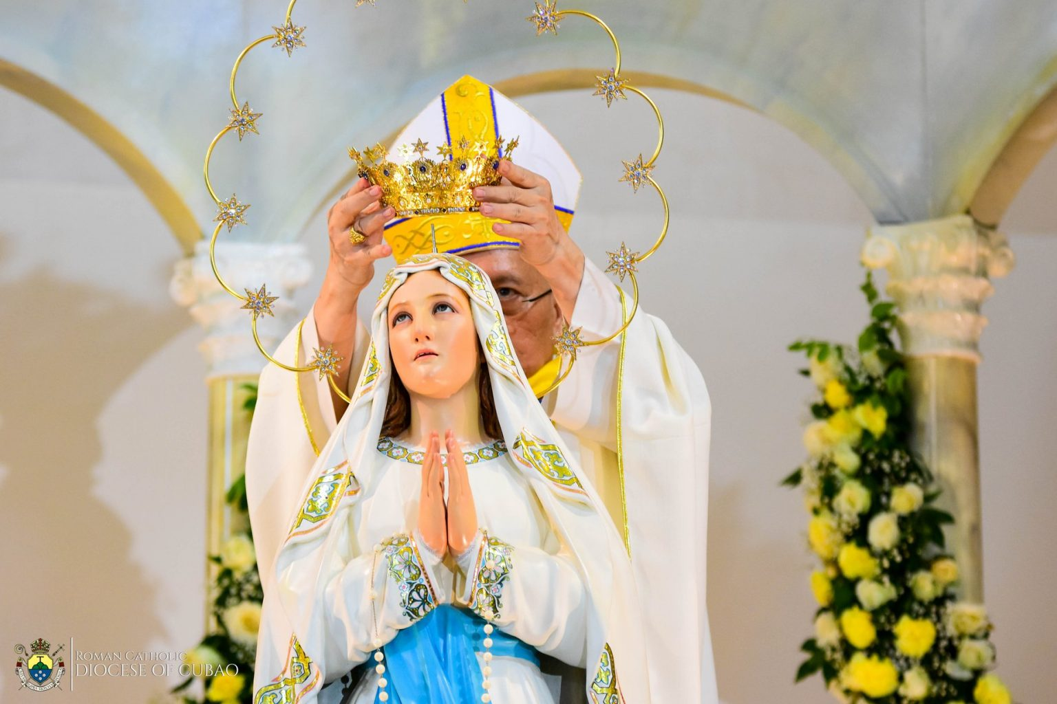 2 Marian images canonically crowned in Cubao diocese
