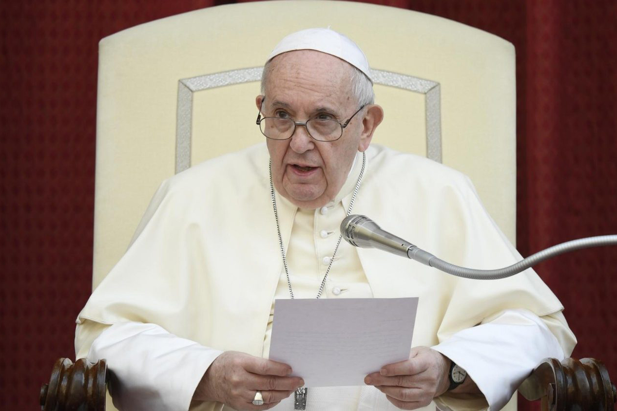 Pope Francis: 'Never again to the culture of abuse'
