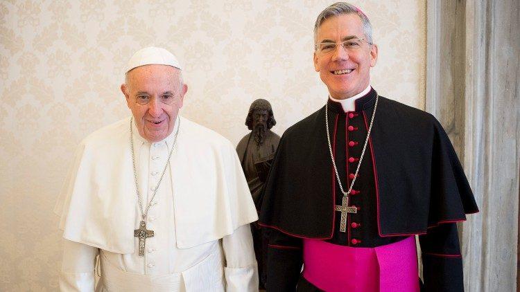 Pope appoints Apostolic Nuncio to the Philippines