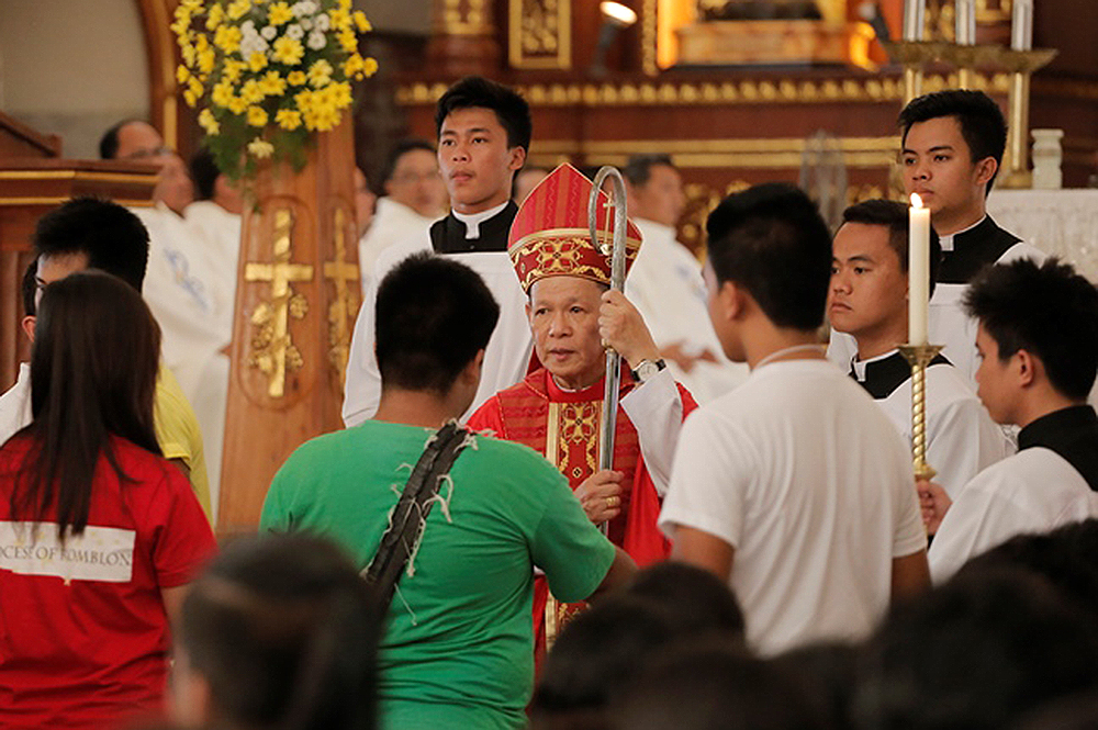 Pope names Archbishop Advincula as new cardinal