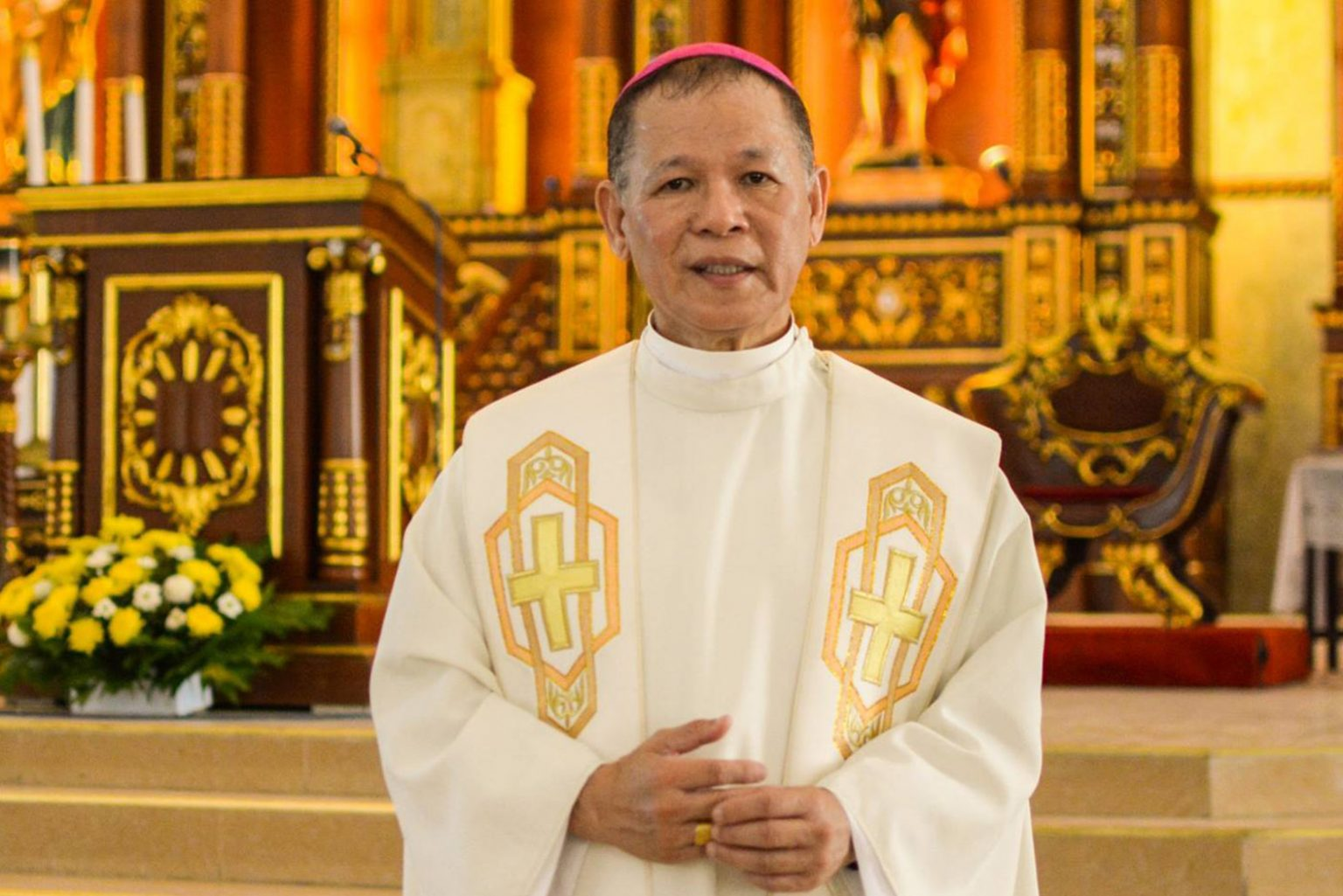 Pope gives new Filipino cardinal Vatican assignment
