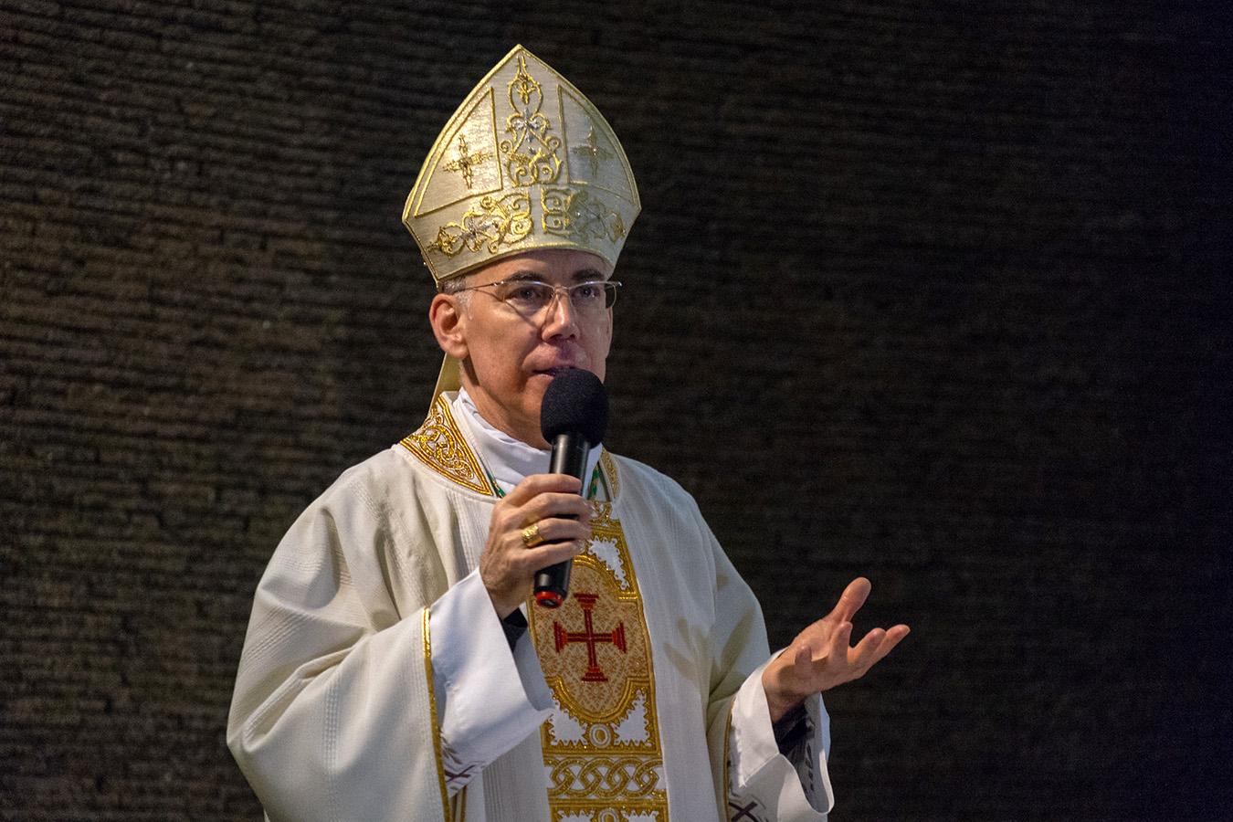 'If coronavirus is contagious, so is good' — Pope's envoy