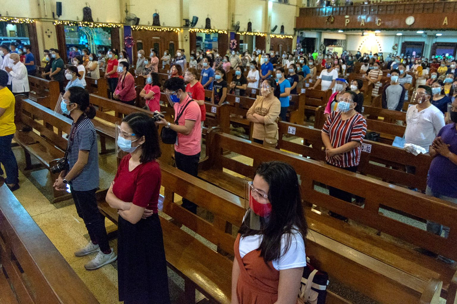 Church renews commitment to abolish 'arancel' despite pandemic
