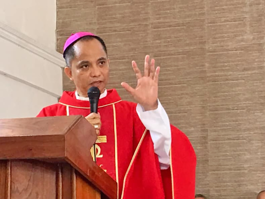Bishop warns seminarians about lack of passion for mission