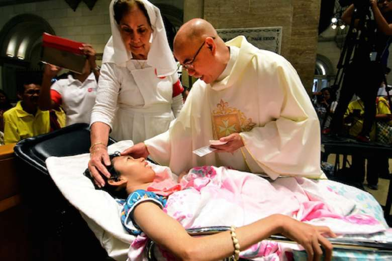 Bishop appeals to Filipino families to care for the sick