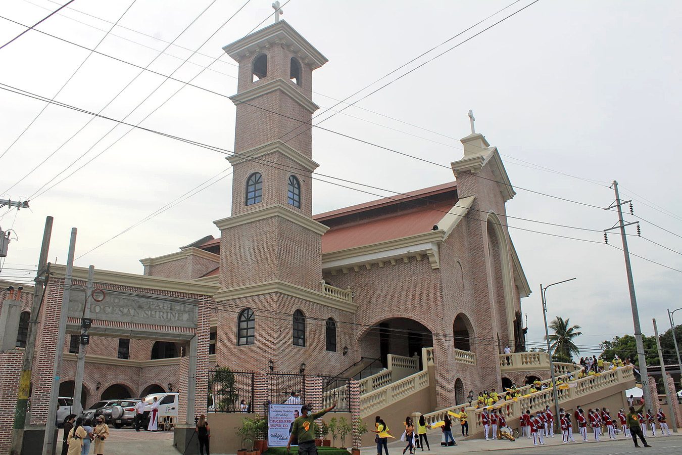PH's first diocesan shrine dedicated to St. John Paul II inaugurated in Bataan