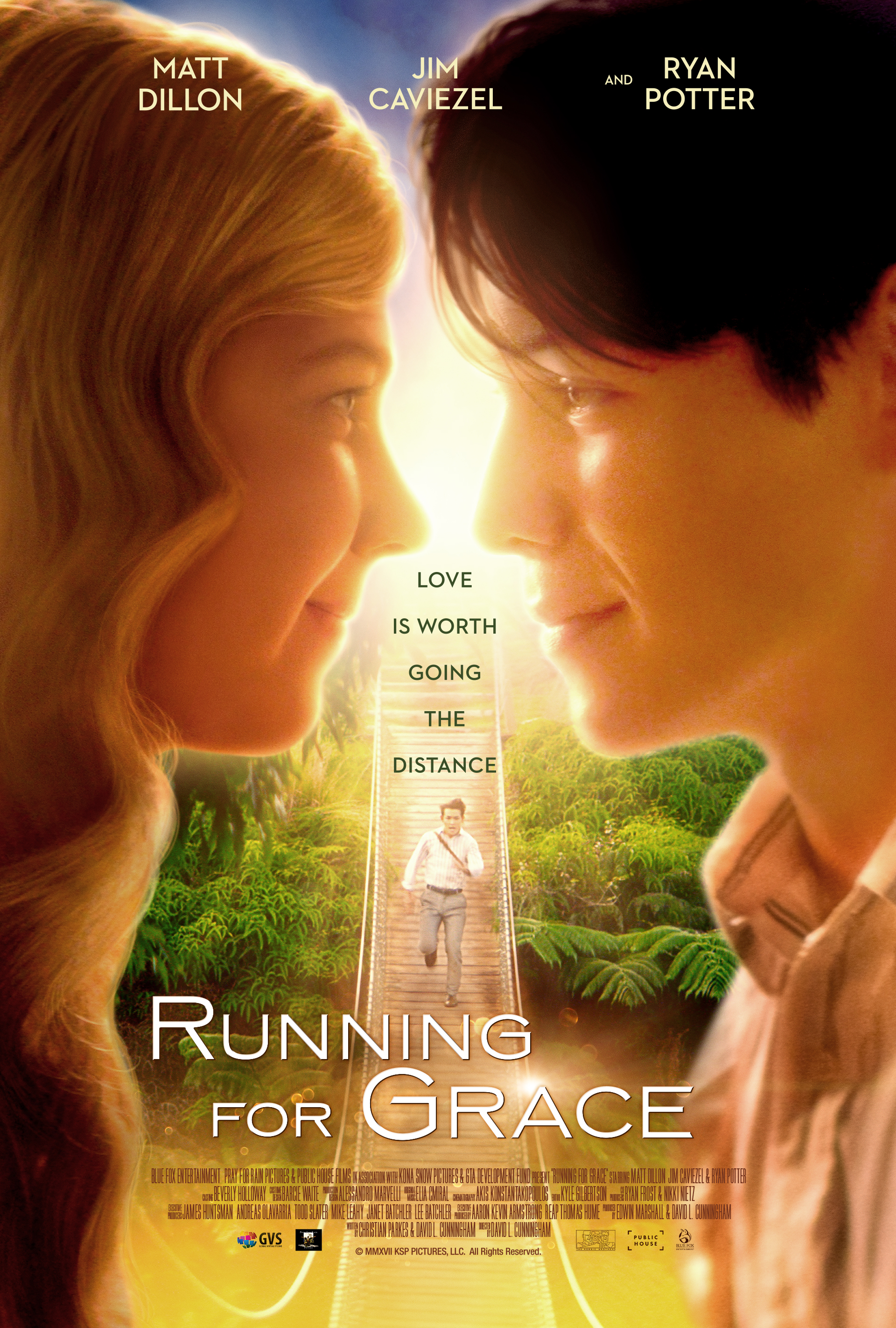 Heartwarming and Heart breaking RUNNING FOR GRACE FILM REVIEW