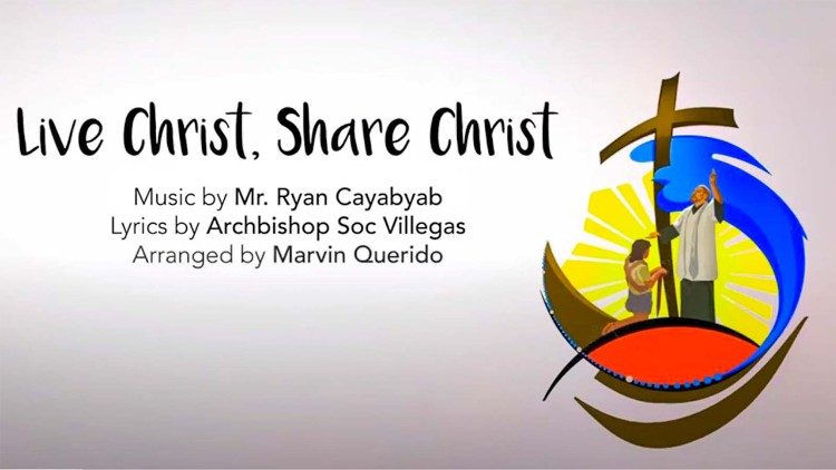 Lyric video song of 500 Years of Christianity in the Philippines